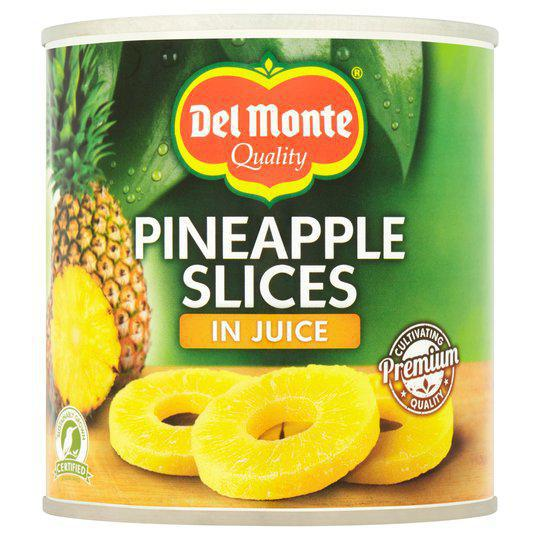Delmonte Quality Pineapple Chunks in Syrup 840gm - MarkeetEx