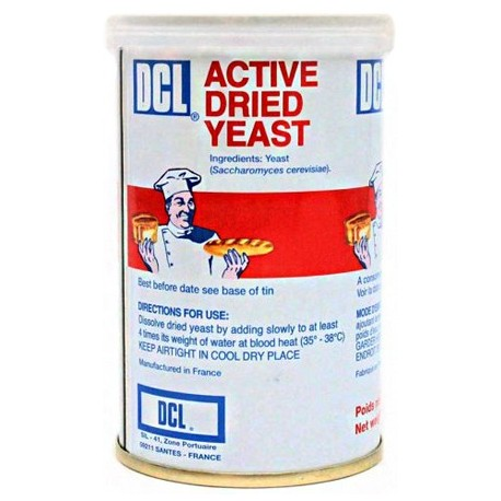 DCL Active Dried Yeast 125gm