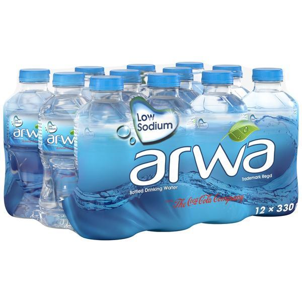 Water Arwa - Ml 330x12 مياه أروى مليميتر - MarkeetEx