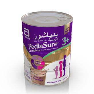 Pediasure 3+ Complete Chocolate - 3 - 10 Years - 900gm