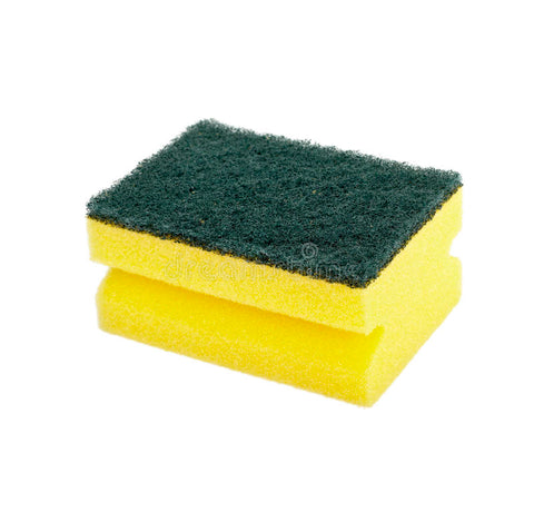 Sponge Dish Washer