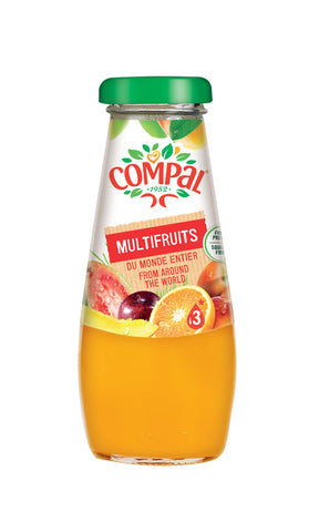 Compal NFC Multi Fruits Juice 200 ML - MarkeetEx