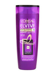 LOREAL Elvive Keratin Straight Sleek Shampoo 200ml - MarkeetEx