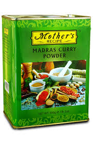 Mother's Curry Powder Madras 500gm - MarkeetEx