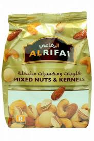 AL RIFAI MIXED NUTS & KERNELS 500GM