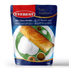 Instant Idly Dosa Wet Mix Everest Fresh - 1kg - مزيج الدوسا