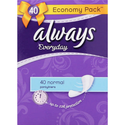 Always Towels Comfort Protect 40 Pcs - MarkeetEx