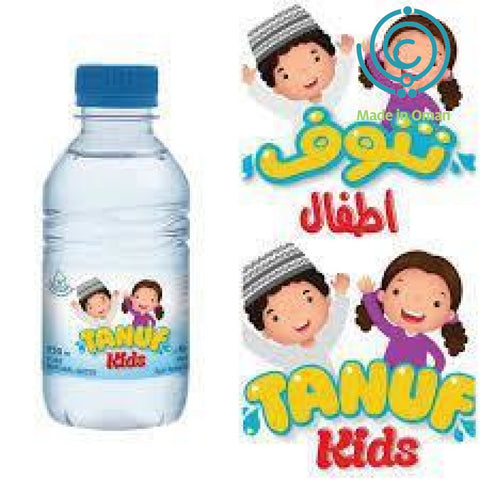 DRINKING WATER TANUF KIDS 250 ML - MarkeetEx