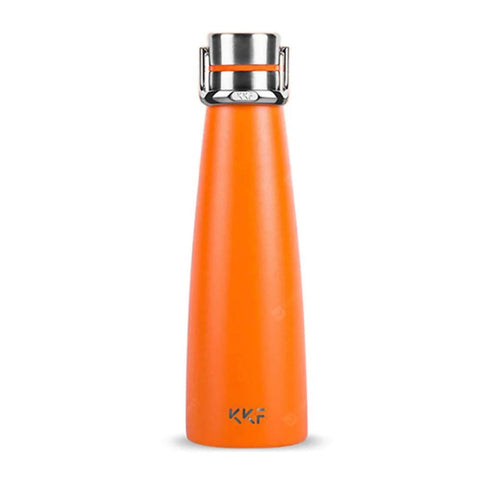 XIAOMI KKF SMART VACUUM THERMOS WATER BOTTLE-Orange