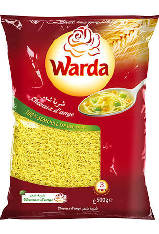 Warda Cheveux d'ange de 500 GM
