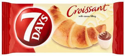 7 days croissant with cocoa cream filling 55gm - MarkeetEx