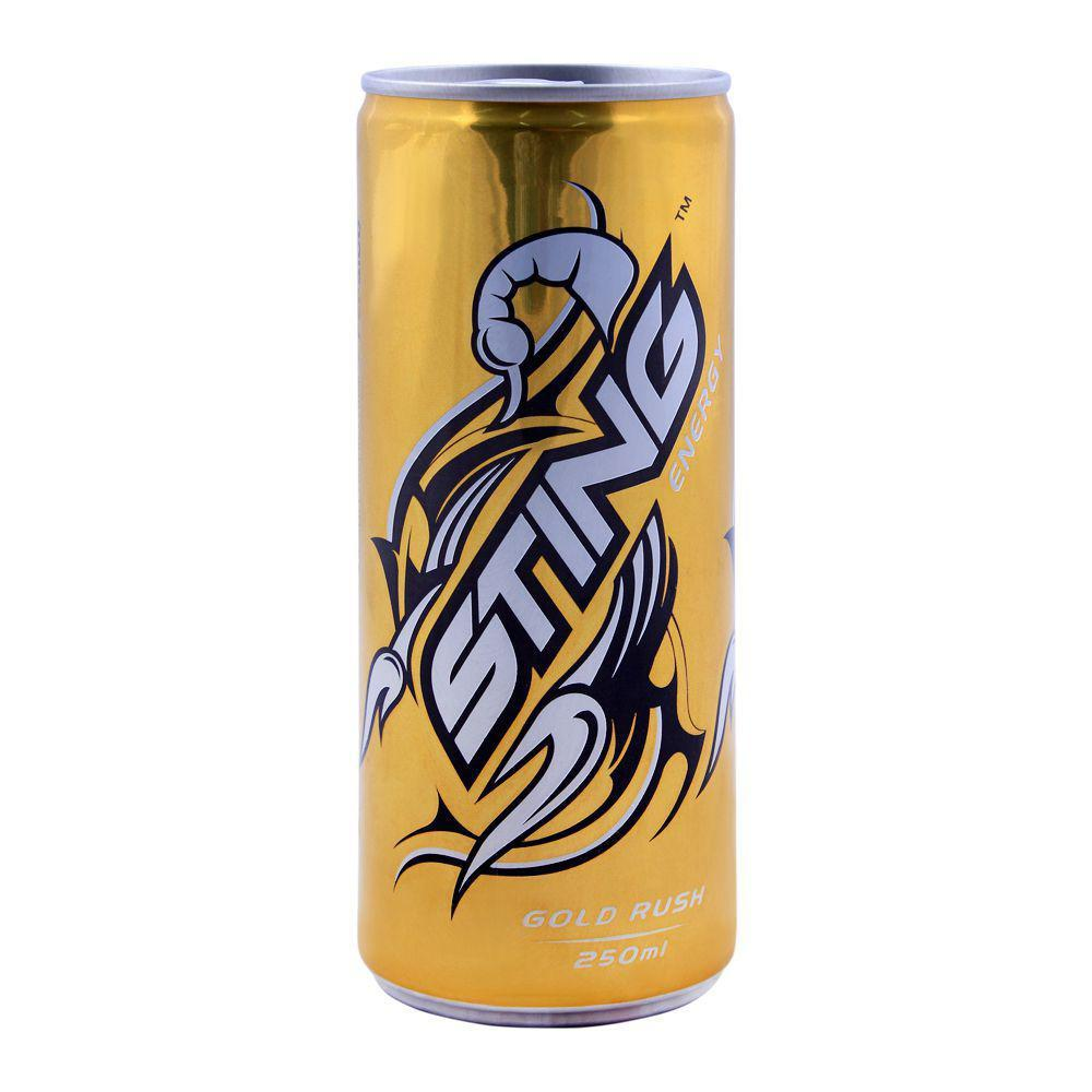 Sting Gold Energy Drink 250ml x 6Pcs Pack