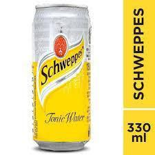 Tonic Water Schweppes 330 ml x 6- مياه تونيك شويبس - MarkeetEx