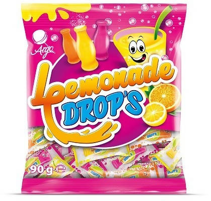 Lemonade Drop's Candies- 90 gr
