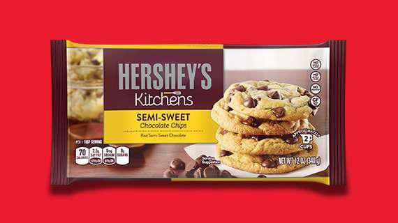 Chocolate Chips Hersheys Semi Sweet - MarkeetEx