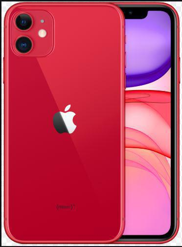 IPHONE 11 RED 128 GB