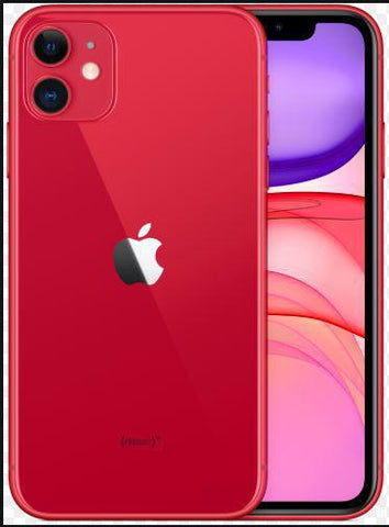 IPHONE 11 RED 256 GB