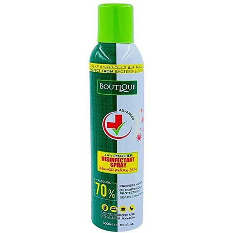 Boutique Anti-Bacterial Disinfectant Spray 300ml - MarkeetEx