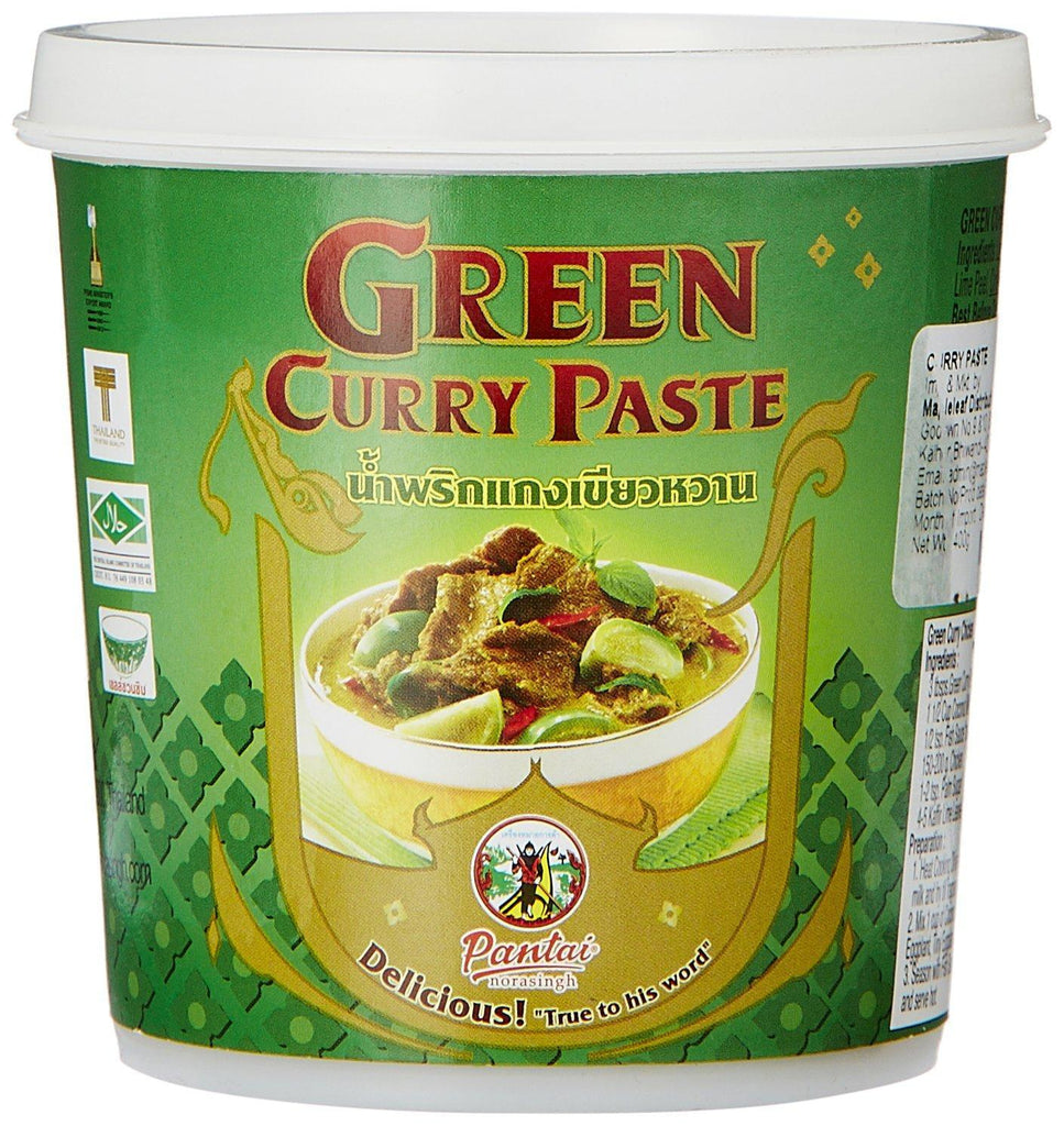 Pantai - Green Curry Paste - 400gm - MarkeetEx
