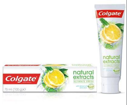 Colgate Toothpaste Natural Extracts Ultimate Fresh 75ml - MarkeetEx