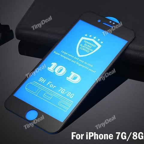 Curve Glass Screen Protector 10D 9H IOS 6Plus