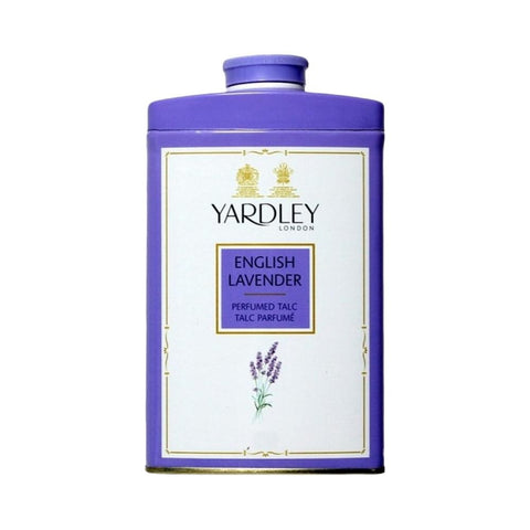 Yardely English Powder Lavender  - بودرة لافندر يالردلي