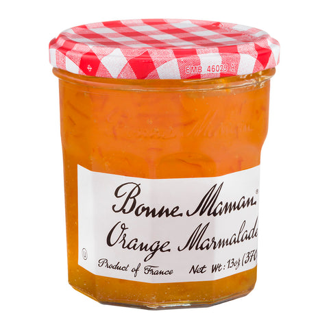 Jams Orange Bonnemann 370gm- مربى برتقال بونيمان