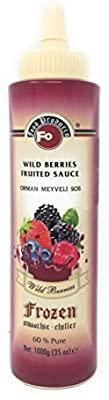 Wild Berries Fruited Sauce 1kg - MarkeetEx