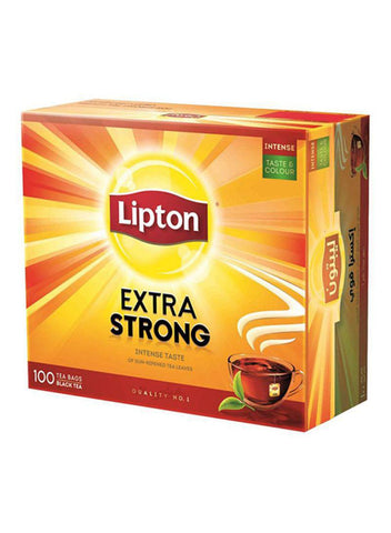 Lipton Extra Strong Tea 100 bags Pack