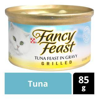 Tuna Feast in Gravy Grilled - 85gm