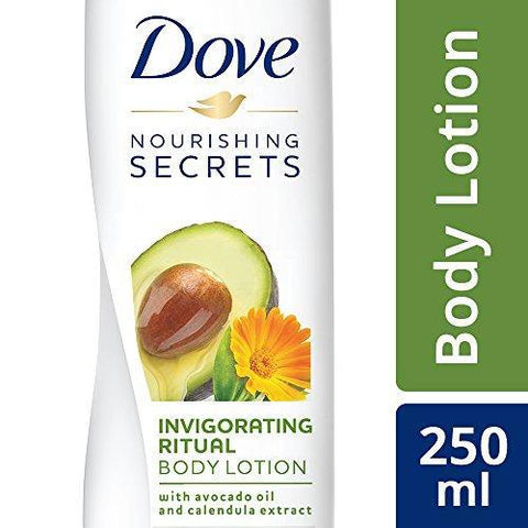 Dove Nourishing Secrets - Invigorating Ritual - Body Lotion - 250ml