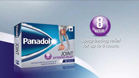 Panadol Joint Extended Relief - Tablets 18 Pack