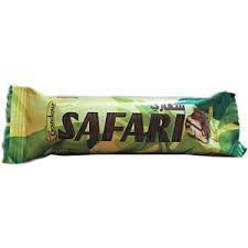 Safari Milk Chocolate 528gm