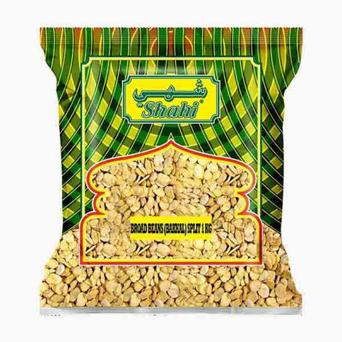 Shahi - Broad Beans Split (Bakkal) - 700gm