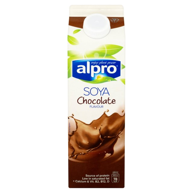 Soya Milk Alpro Chocolate - MarkeetEx