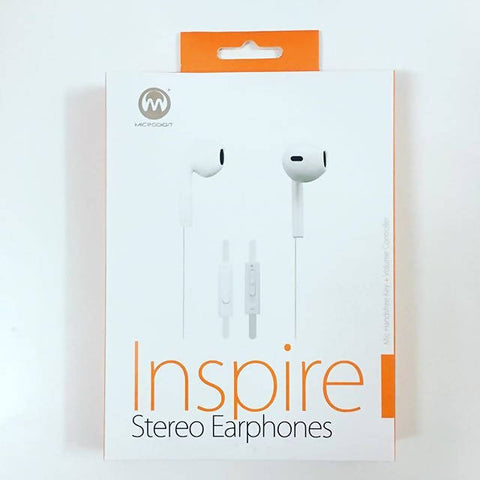 Inspire Stereo Earphone