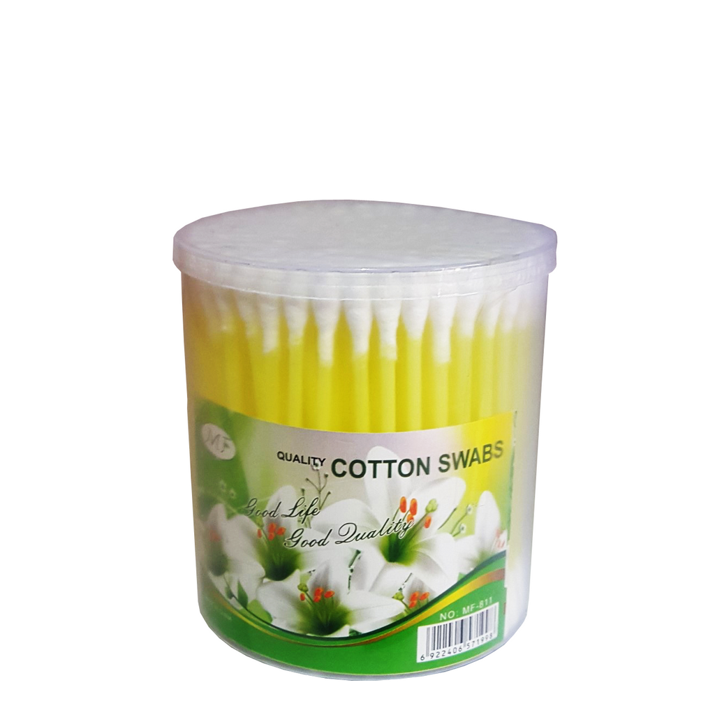 MF - Cotton Swabs - 150 Pieces Pack - MarkeetEx