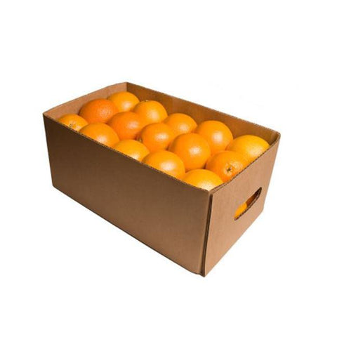 Orange Valencia 10kg Box - MarkeetEx