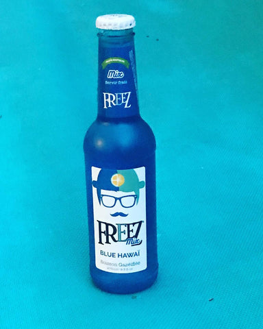 Freez Drink Blue Hawai