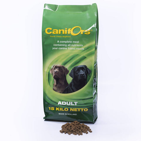 Canifors - Dog : kibbles Adults 15 KG - MarkeetEx