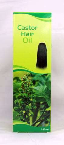 AL BARAKAH CASTOR HAIR OIL 150 ML - MarkeetEx