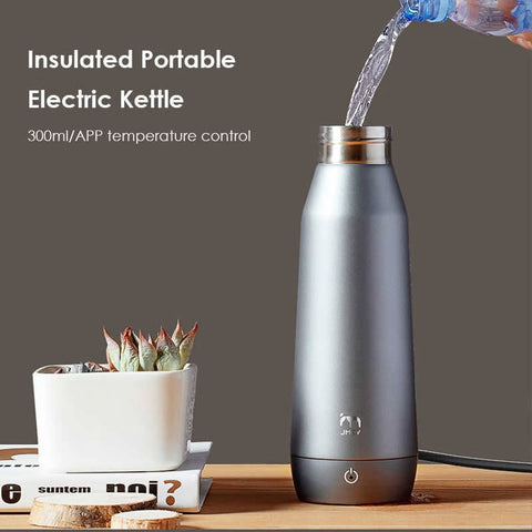 JMEY Portable Instant Boiling Water Machine-White