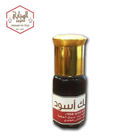 Black Musk 3 ml - MarkeetEx