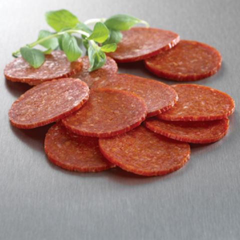 Beef Pepperoni Slices 200gm Deli - شرائح الببروني