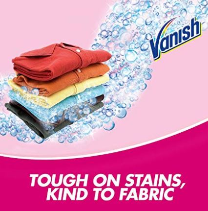 Vanish Colour Safe Fabrics Stain Remover 500ml