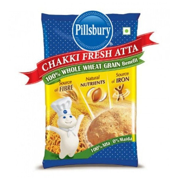 wheat Chakki Fresh Atta