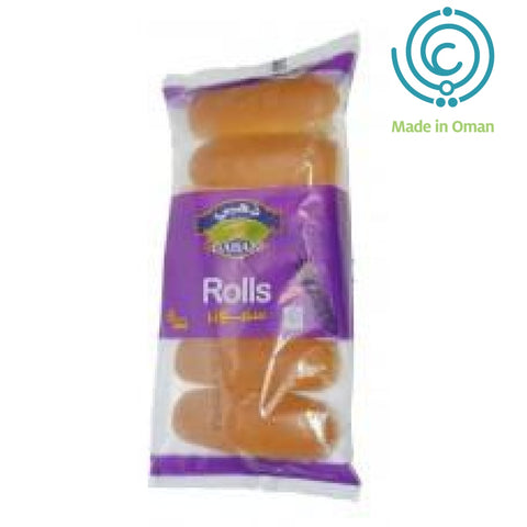 Hot dog Rolls  6PC - MarkeetEx