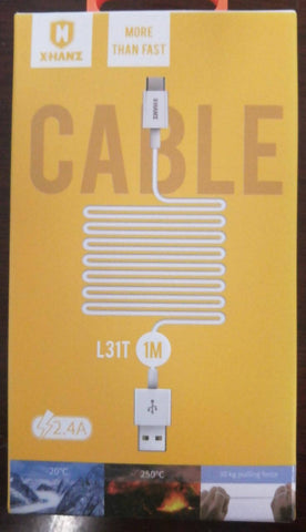 X-Hans Fast Data Cable Type-C L31A