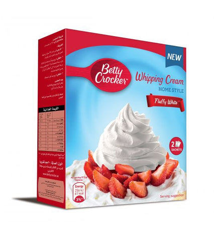 Betty Crocker Whipping Cream Mix- 70 G