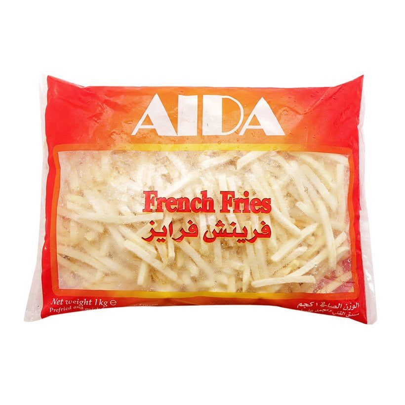 French fries Aida